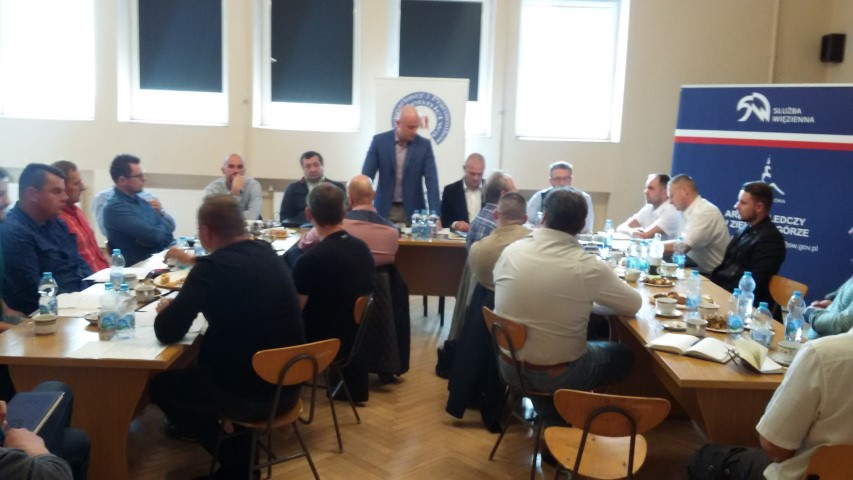 Posiedzenie Zarządu Okręgowego