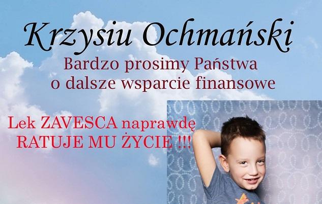 Pomóż Krzysiowi!