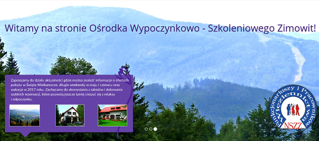Oferta pobytowa ośrodka Zimowit w Wiśle