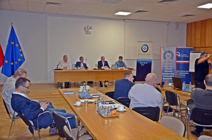 Posiedzenie Zarządu Głównego 11-14 Grudnia 2017 roku Popowo