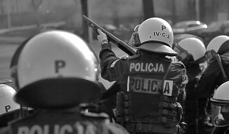 ¦mierć policjanta na służbie ? zginął postrzelony przez bandytę