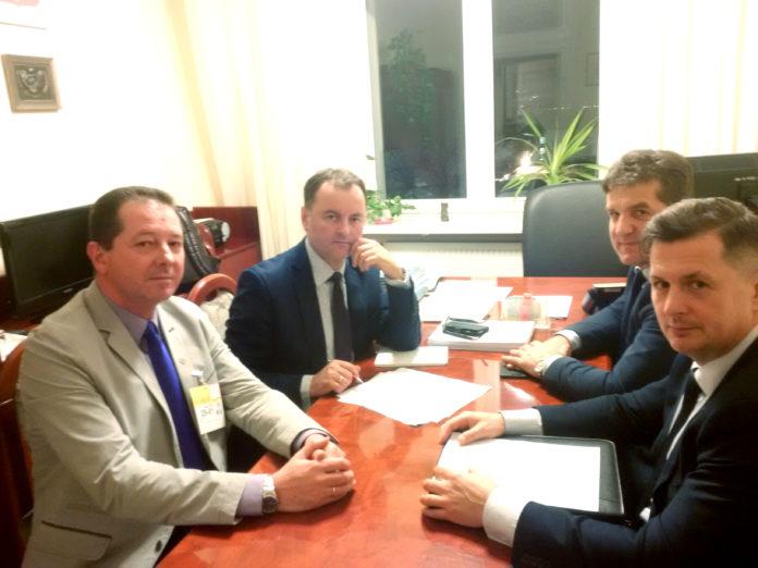 Komunikat ze spotkania przedstawicieli FZZ SM z Przewodniczącym Komisji Administracji i Spraw Wewnętrznych