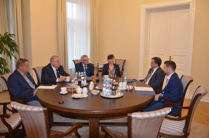 Komunikat ze spotkania z Panem Ministrem Sprawiedliwości