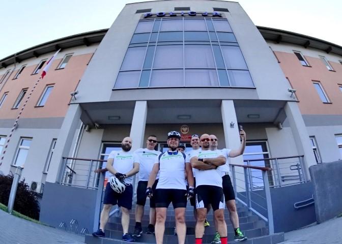 Mundur na Rowerze – relacja z odcinka Zielona Góra – Świebodzin