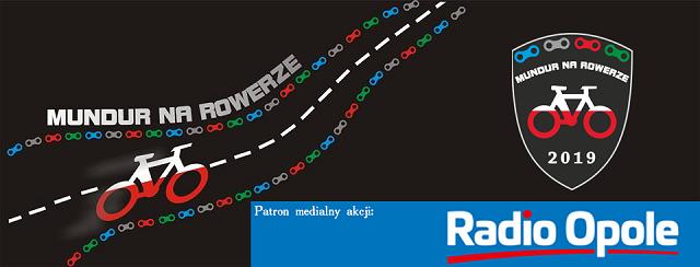 Zarząd Główny i Zarząd Okręgowy NSZZ FiPW w Poznaniu po raz drugi w akcji Mundur na Rowerze