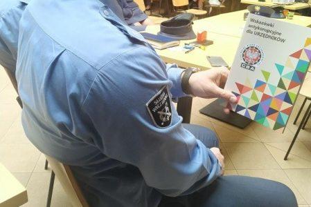 CBA szkoli funkcjonariuszy Służby Więziennej w zakresie przeciwdziałania korupcji