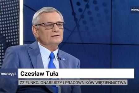 Wywiad w tv Wirtualna Polska z Czesławem Tułą – Przewodniczącym ZG