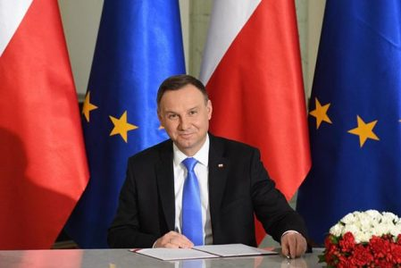 Prezydent Andrzej Duda podpisał ustawę o zmianie ustawy o zaopatrzeniu emerytalnym funkcjonariuszy.