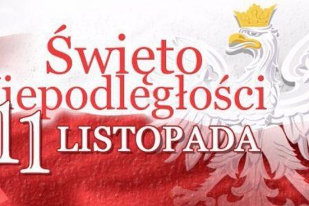 Narodowe Święto Niepodległości – 11 listopada