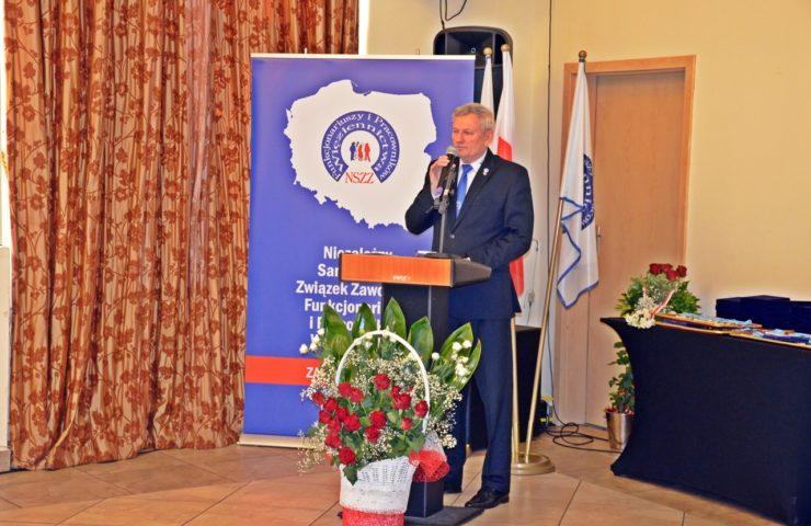 Uroczyste Posiedzenie Zarządu Głównego inaugurujące obchody XXX- lecia powstania Związku.