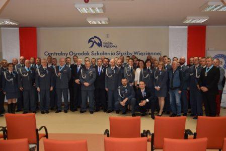 Uroczyste Obchody Narodowego Święta Niepodległości w 100-lecie Służby Więziennej w Poznaniu