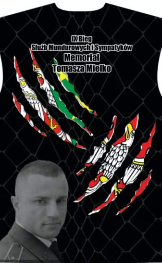 Wirtualny IX Bieg Memorialowy Tomasza Mielko. Zapraszamy do udziału.