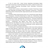 25-Lecie NSZZF i PW w Rawiczu