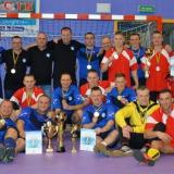 IV Turniej piłki halowej o Puchar ZO NSZZF i PW w Poznaniu Drzonków 2016