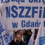 Protest 9 listopad 2013 Gdańsk