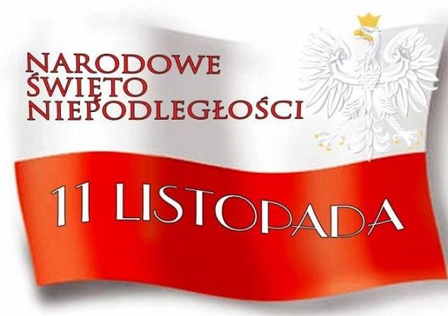 11 Listopada ¦więto Odzyskania Niepodległości