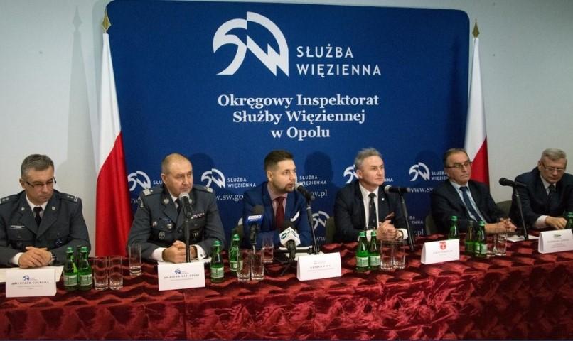 Budowa nowoczesnego zakładu karnego w Brzegu
