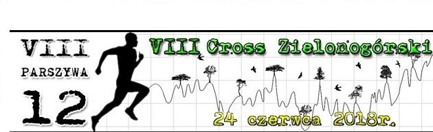 Zaproszenie do udziału w VIII Crossie Zielonogórskim PARSZYWA 12