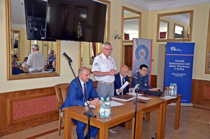 Komunikat z posiedzenia Zarządu Głównego w OZ w Zwartowie