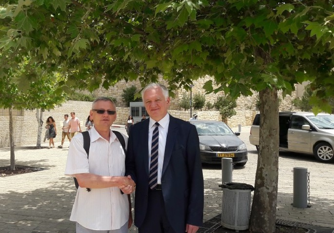Nawiązanie współpracy z Panem Ministrem Gowinem