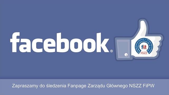 Facebook – Strona Zarządu Głównego