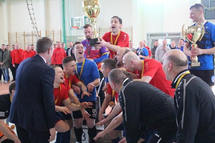 IX Mistrzostw Służby Więziennej w piłce nożnej halowej już za nami!