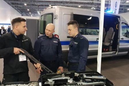 Służba Więzienna na Targach EUROPOLTECH 2019