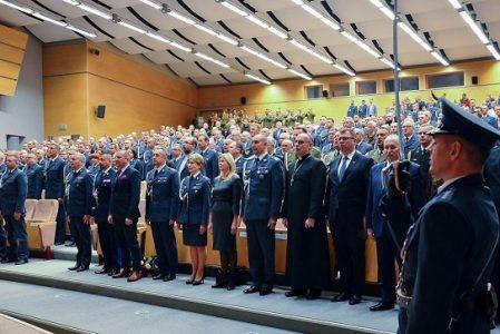 Ogólnopolskie Obchody Narodowego Święta Niepodległości w Służbie Więziennej
