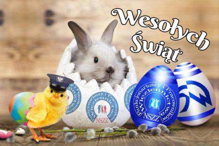Wesołych,  zdrowych i pogodnych świąt Wielkanocnych!!!